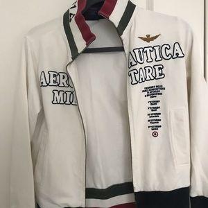 Boy jacket Aeronautica Militare  age 10/12 .